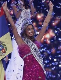 Caroline Medina Reina Hispanoamericana 2010