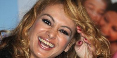 Paulina Rubio dio a luz