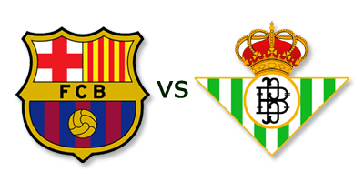 FC Barcelona vs Real Betis en VIVO