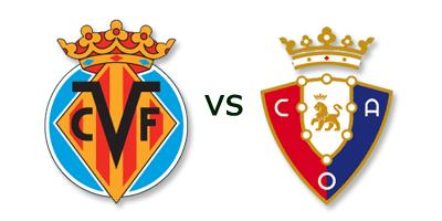Villarreal CF vs CA Osasuna