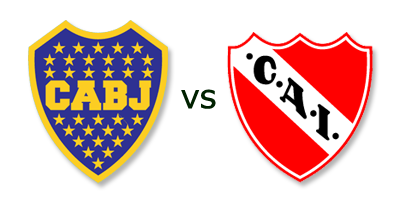 Boca Juniors vs Independiente en VIVO