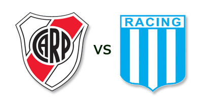 River Plate vs Racing Club en VIVO