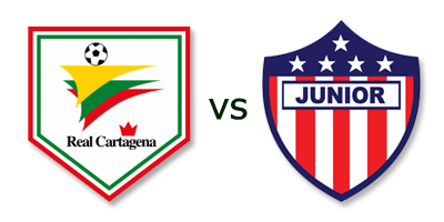 Real Cartagena vs Atletico Junior en VIVO