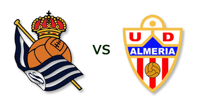 Real Sociedad vs Almeria en VIVO