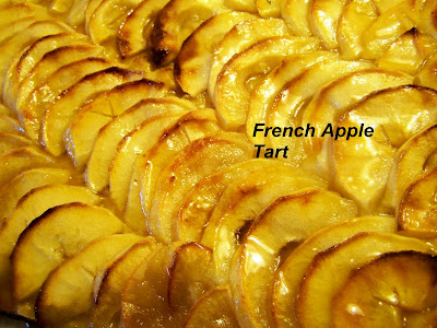 The Food Of Love French Apple Tart