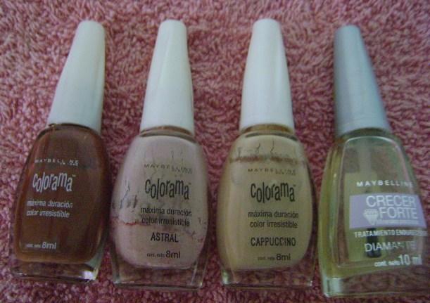 My makeup angel mis esmaltes de maybelline for Chocolates azulejos sanborns precio