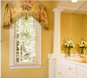 Simply irresistible designs the world of window for Old world window treatments