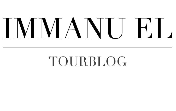 IMMANU EL TOURBLOG