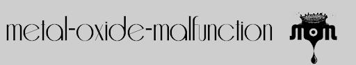 metal-oxide-malfunction