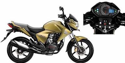 harga dan gambar honda mega pro terbaru, berapa harga Honda New Megapro ? dan kelebihan mega pro