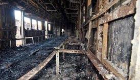 Peristiwa terbakarnya gerbong kereta api di rangkas bitung, penyebab kebakaran gerbong kereta api