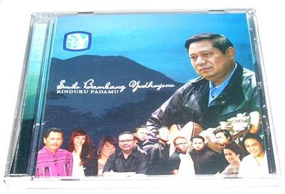 Kasus lagu SBY untuk tes seleksi CPNS Kementrian Perdagangan, daftar lagu SBY dan download album lagu SBY, kabar terbaru kasus lagu SBY di TES CPNS