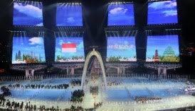 Indonesia Peringkat Delapan Asian Games 2010 Guangzhou China