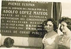 Inauguración del Puente Tuxpan