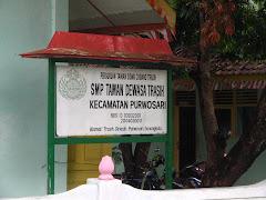 Perguruan Tamansiswa Cabang Trasih Gunungkidul