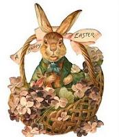 Шьем пасхального кролика вместе
