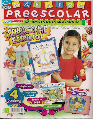 Revista Maestra Preescolar