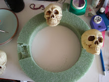 Cut notches for Skulls