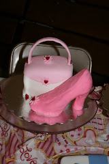 purse cake