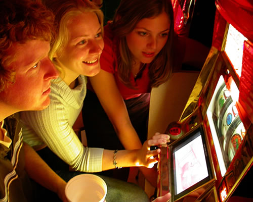 Youth and gambling how gambling rackets work