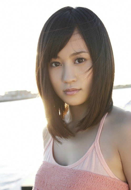 Japanese Girl Atsuko Maeda Biography and Photo Gallery wallpapers