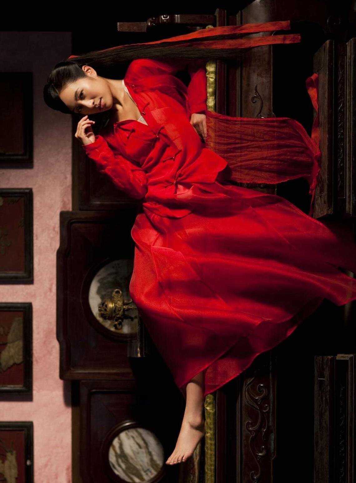 MichelleYe123 Actress Michelle Ye Photo Gallery