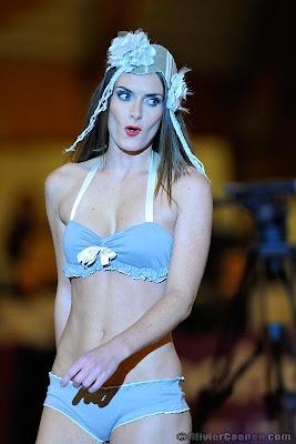 Iveta Benesova modelling