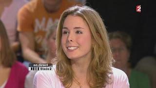 Alize Cornet TV