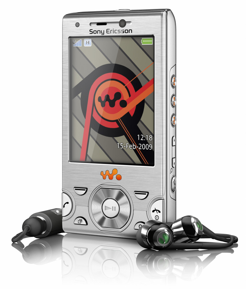 Sony Ericsson W995 Cosmic Silver Specifications Grey