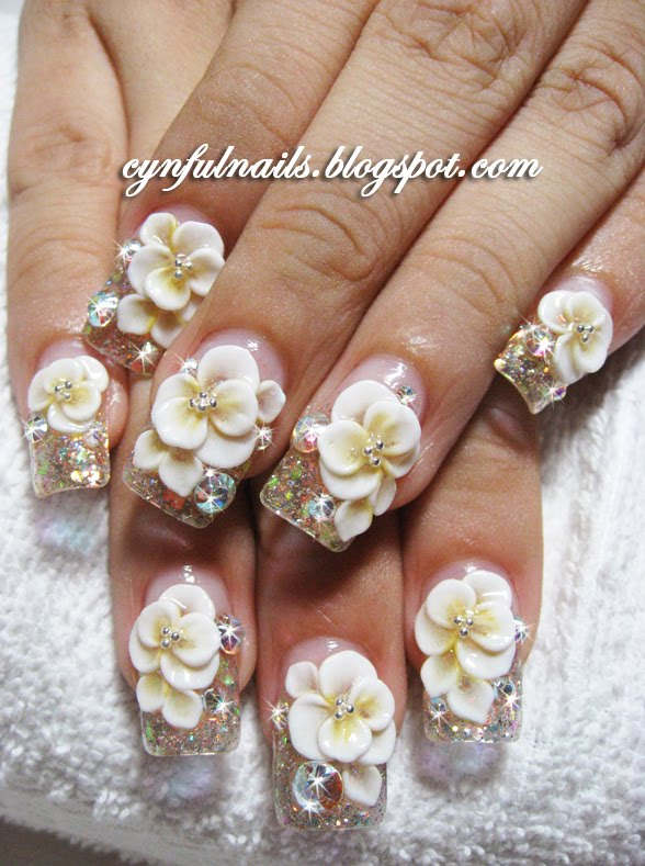 cute hello kitty nail designs. girlfriend Konad Nail Art Hello Kitty cute hello kitty nail designs.