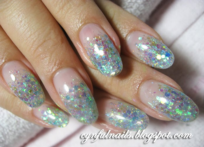 Oval/round Shaped Nails Are