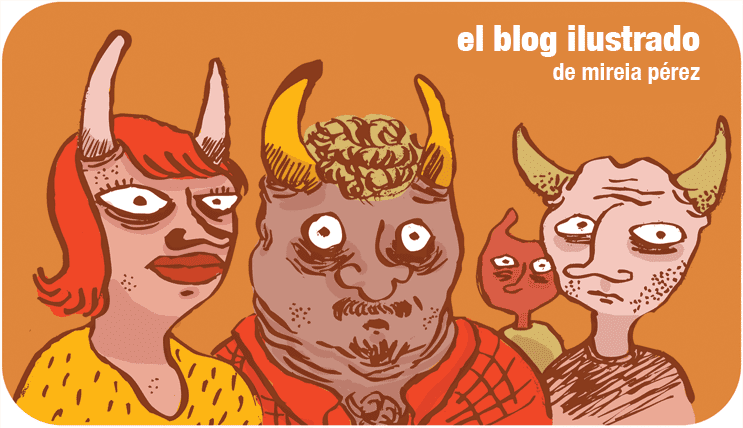 el blog ilustrado de mireia prez