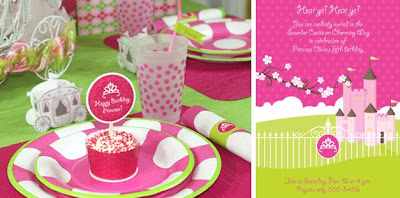 Celebration Shoppe princess pack