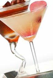 Pink Passion Martini