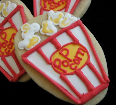 popcorn teacher cookie 2