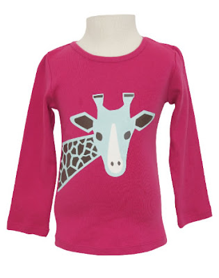kids'giraffe sweater
