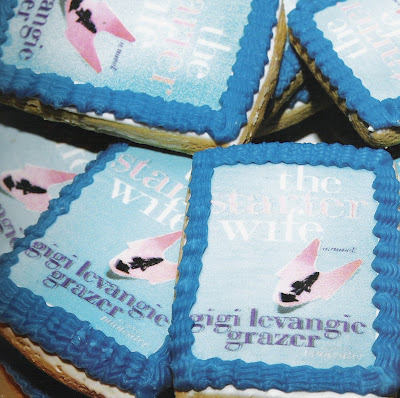 Starter Wife party cookies