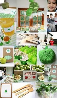 Apple of My Eye party