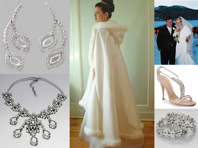 winter wedding ensembles