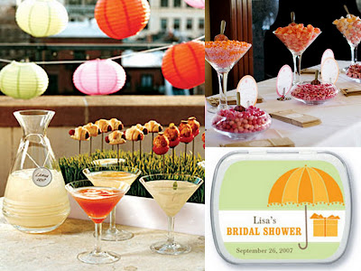 umbrella party decor 2