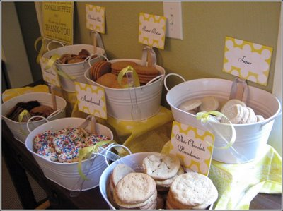 b.a.s.h.ful Events cookie buffet
