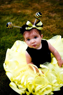 Bee Bops bee costume