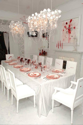 Dexter dinner table