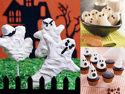 Ghost party treats