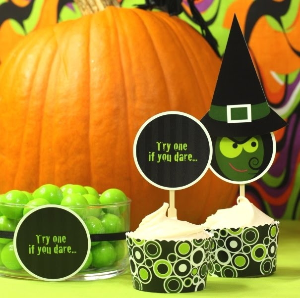 The Celebration Shoppe Halloween party printables