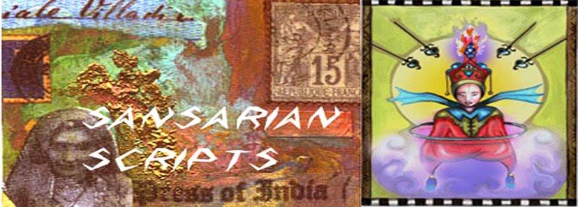 Sansarian Scripts by LeAnne Iverson