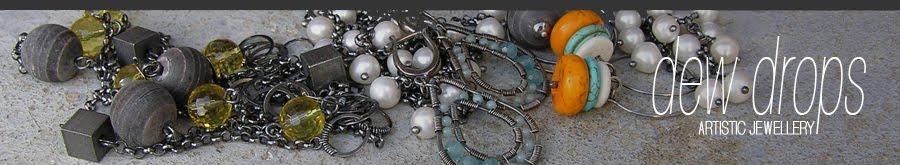 Dew Drops - Handmade Jewellery