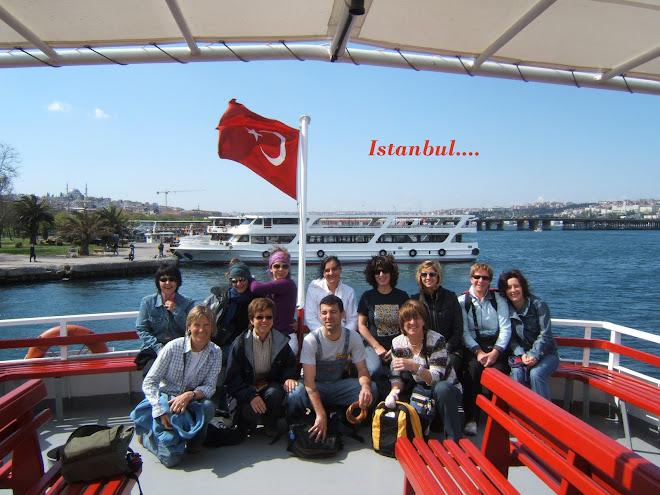 Yoga in Cappadocia e visita di Istanbul - aprile/maggio 2007