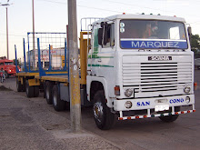 Scania 111 Frontal
