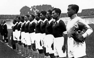 Skuad Timnas Indonesian Tahun 1938